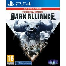 Dungeons & Dragons: Dark Alliance - Gioco PS4 Day One Edition