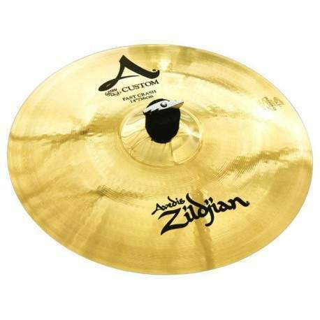 Zildjian A Custom fast crash 14""