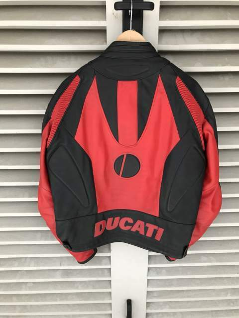 Giacca Ducati Dainese pelle 2