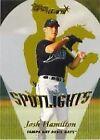 Josh Hamilton Autographed Baseball Cards