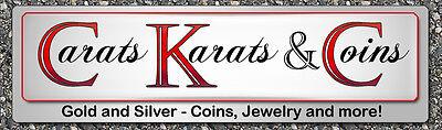 Carats*Karats*Coins
