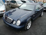 Mercedes-Benz CLK Coupe 200 Kompressor Leder