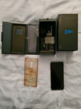 SAMSUNG Galaxy S9 Plus Black/Nero 64GB Duos