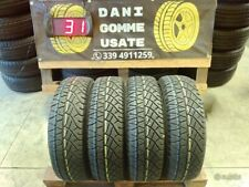 4 Gomme Usate 205 70 15 4 STAGIONI al 80/99%