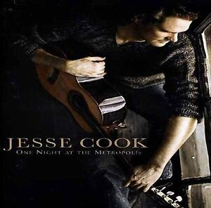 JESSE COOK - ONE NIGHT AT THE METROPOLIS (NEW DVD)