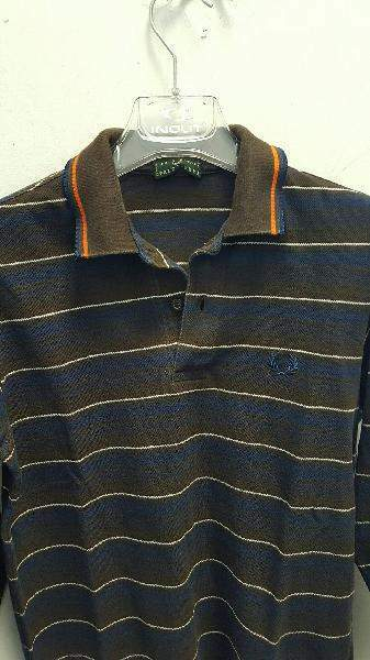 Polo bimbo fred perry tg 12anni marr righe 3