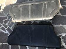 Fiat 127 sedili seduta posteriore