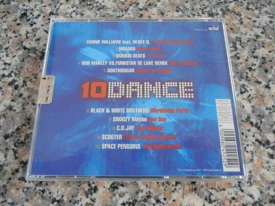 Hit 105 Dance Two - CD 1999 2