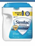 Top 5 Similac Baby Formulas