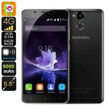"""Blackview P2 Smartphone Android CPU Octa Core RAM 4GB Display 5.5"""" FH"""