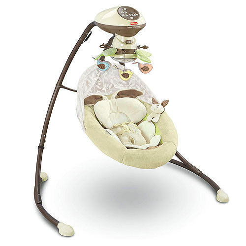 cheap baby swing that plugs in 3