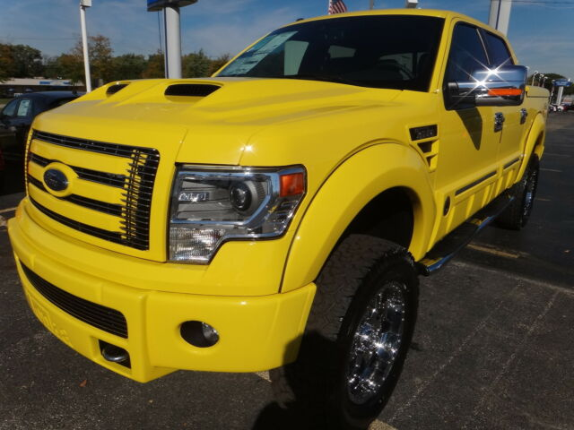 brand new 2013 f 150 tonka truck v8 4x4 loaded wow new ford f 150 for sale in. Black Bedroom Furniture Sets. Home Design Ideas