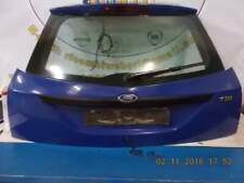 Ford focus '01 berlina portellone blu ag