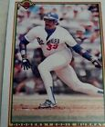 Bowman Eddie Murray Original Baseball Cards