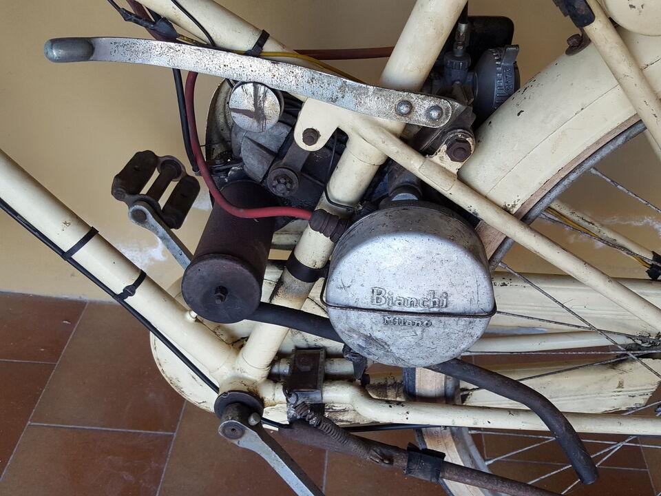 Aquilotto Bianchi ruota 26 - 1955 8