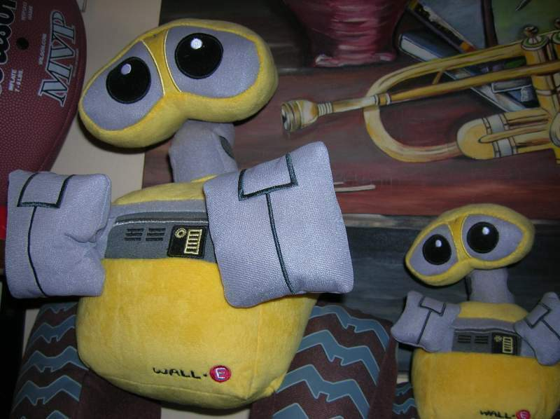 Wall-e peluches-Disney