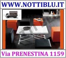 Tavolino Trasformabile V109 in Legno Ecologico _ Tavolini a Roma