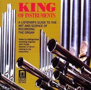 King of Instruments: Organ Sampler CD NEU