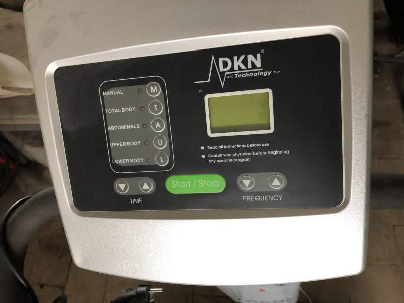 Pedana Vibrante Dkn Technology Pro Trainer 6