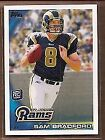 Topps Sam Bradford Philadelphia Eagles Football Cards