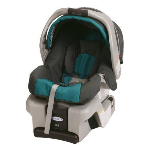 Graco Snugride Classic Connect  Car Seat Dragonfly