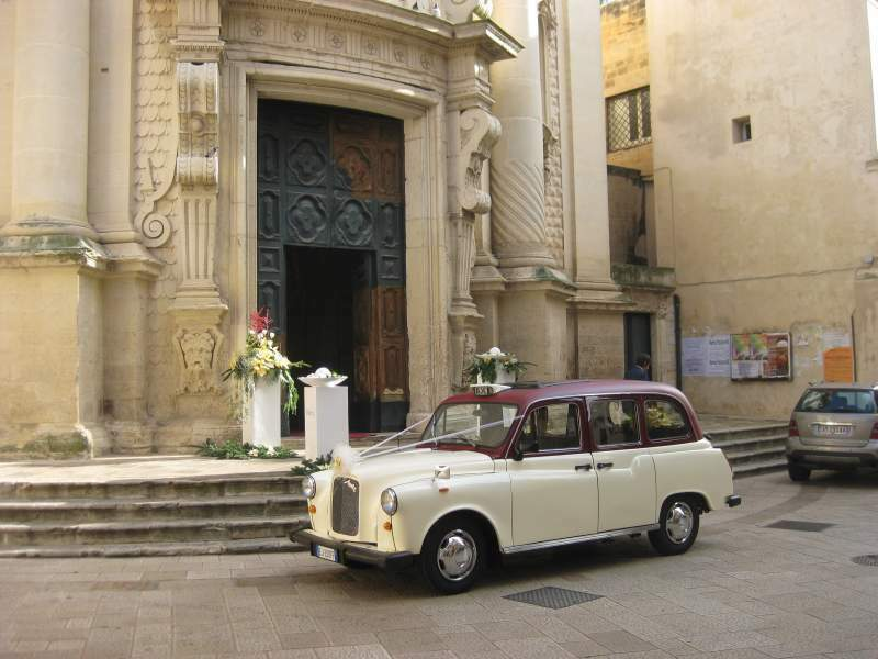 Taxi inglese 1993