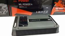 New amplificatore hertz ml power 4