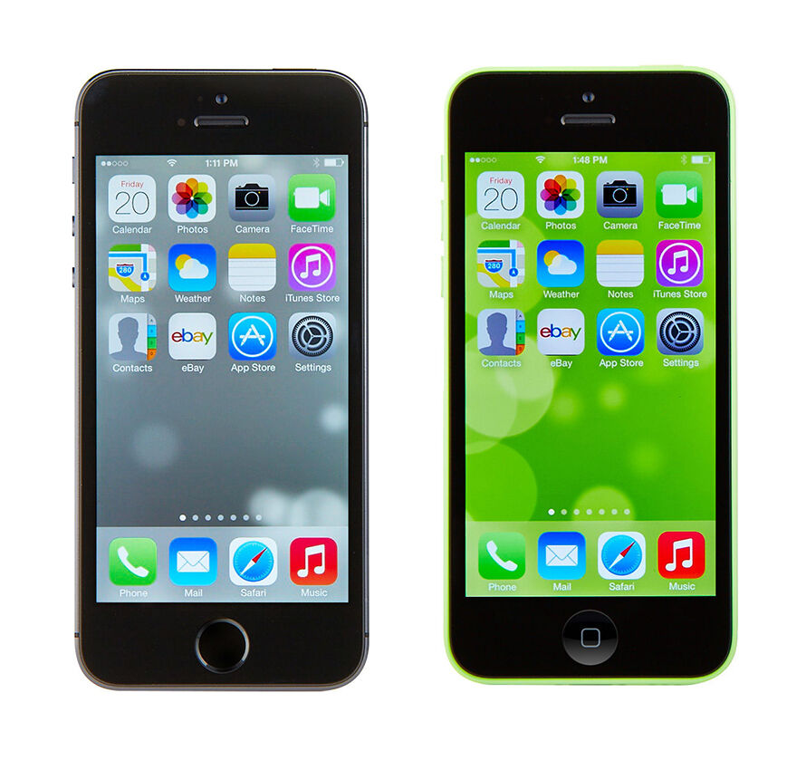 iphone 5s vs iphone 5c ebay. Black Bedroom Furniture Sets. Home Design Ideas