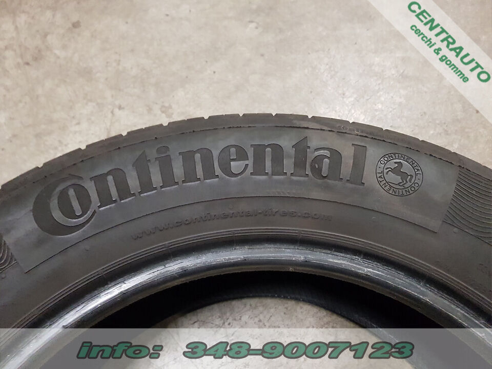 Gomme 225-60-17 99V Continental Estive Usate 4