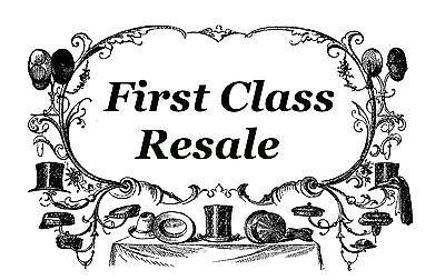 First Class Resale