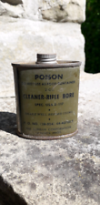 Poison cleaner rifle ww2 latta