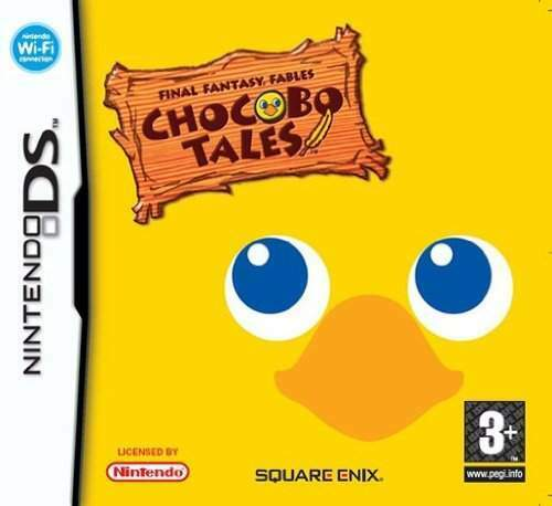 Final Fantasy Fables Chocobo Tales DS PAL Nuovo