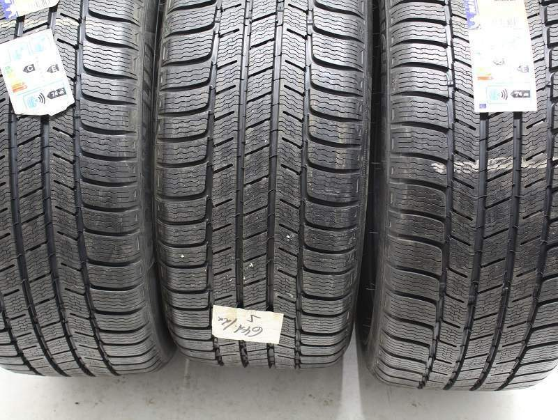Kit di 4 gomme nuove 265/55/19 Michelin
