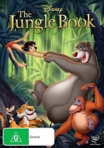 The-Jungle-Book-Walt-Disney-DVD-R4-NEW-SEALED