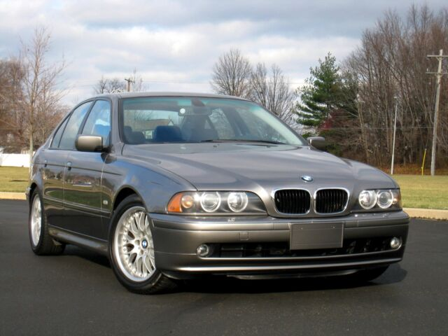 2002 bmw 530ia m pkg sport sedan low miles excellent condiition 1 owner used bmw 530i. Black Bedroom Furniture Sets. Home Design Ideas
