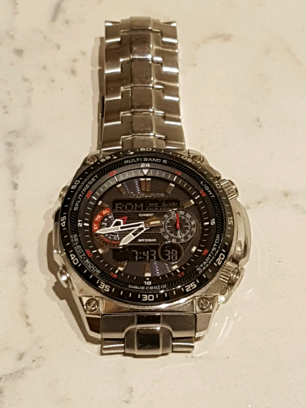 Orologio Casio Edifice.