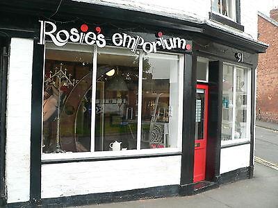 Rosie's Emporium Antiques England