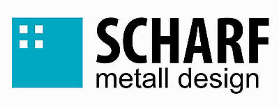 SCHARF metall design