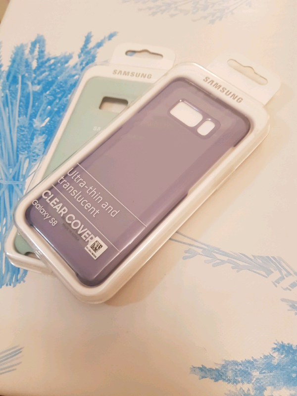 Cover Samsung S8