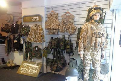 Past and Present Military Surplus