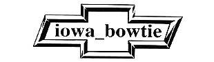iowa_bowtie LLC Chevrolet NOS Parts