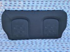 Schienale sedile posteriori grigio scuro fiat nuova Panda anno 2016
