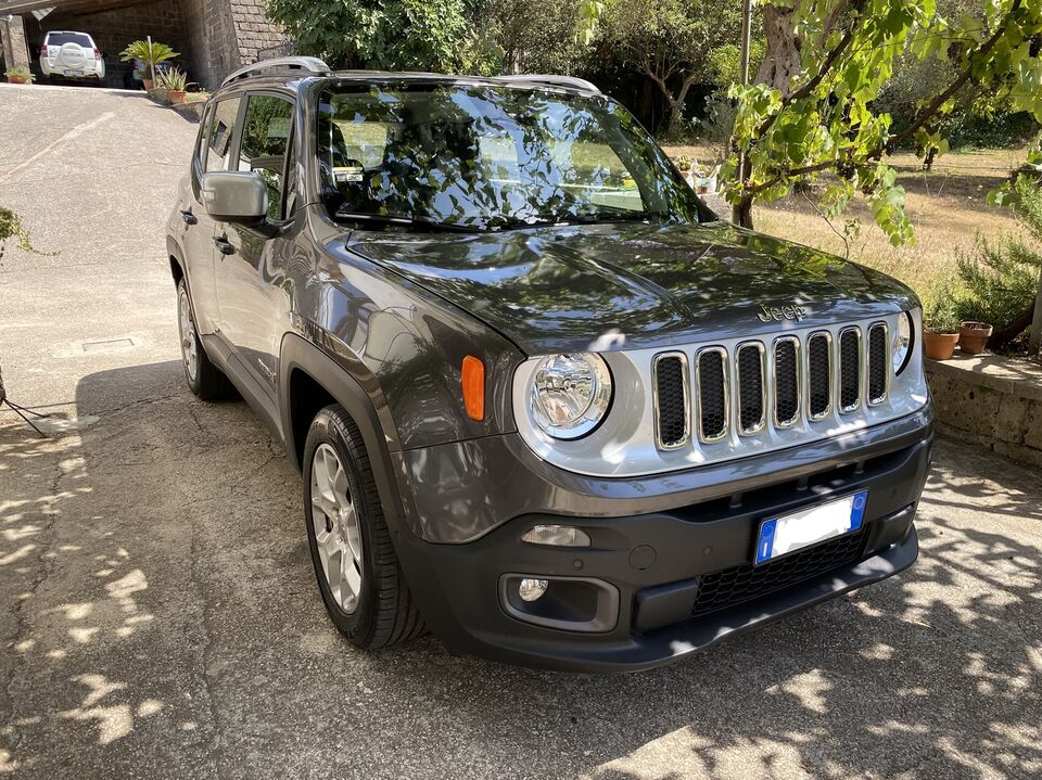 JEEP Renegade 1.4 MultiAir 140CV GPL DCT Limited...