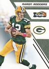 Panini Aaron Rodgers Single Football Trading Cards