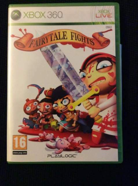Fairytale fights per xbox 360