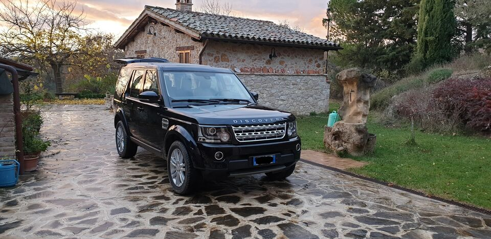 LAND ROVER Discovery 4ª serie - 2014