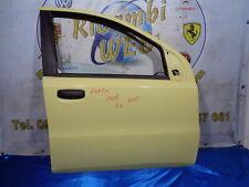 Fiat panda 05 sportello anteriore dx gialla