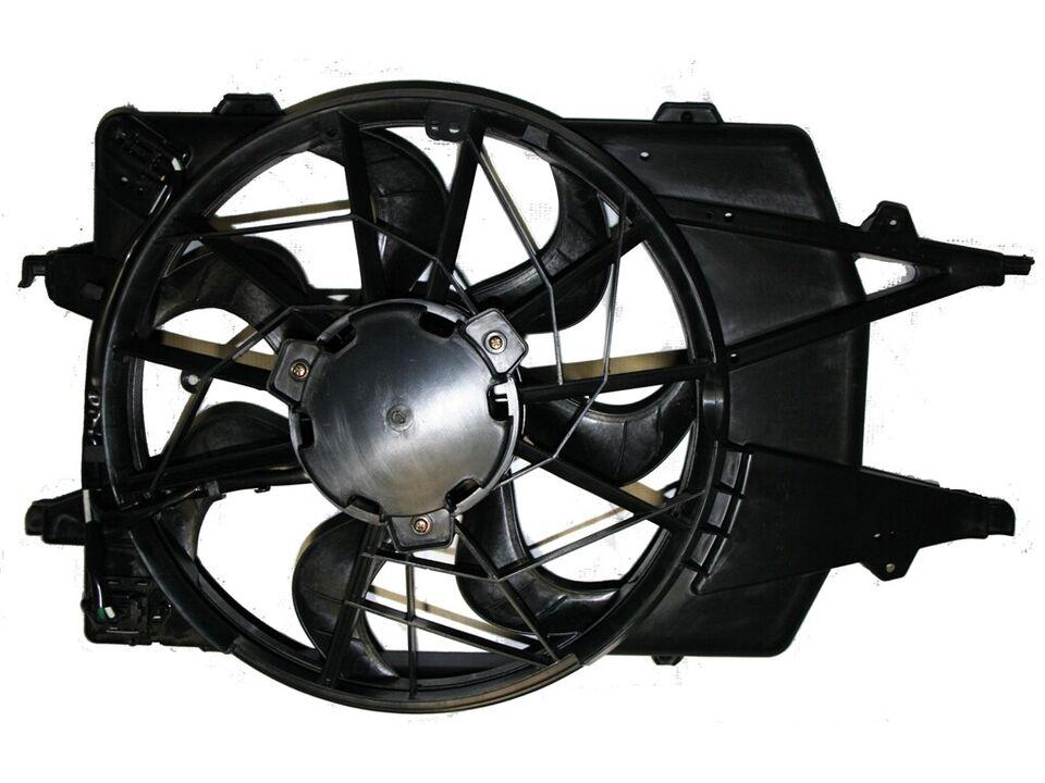 Paraurti Ford Focus fanale frontale ventola radiatore 2001>05 6