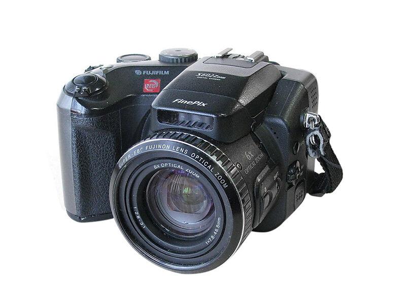 Fujifilm S602 Zoom