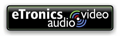 Etronics Audio Video